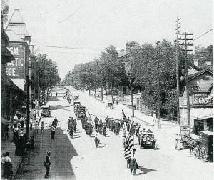 Palmer Lyceum Parade 1913