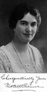 Mabel Palmer, DC