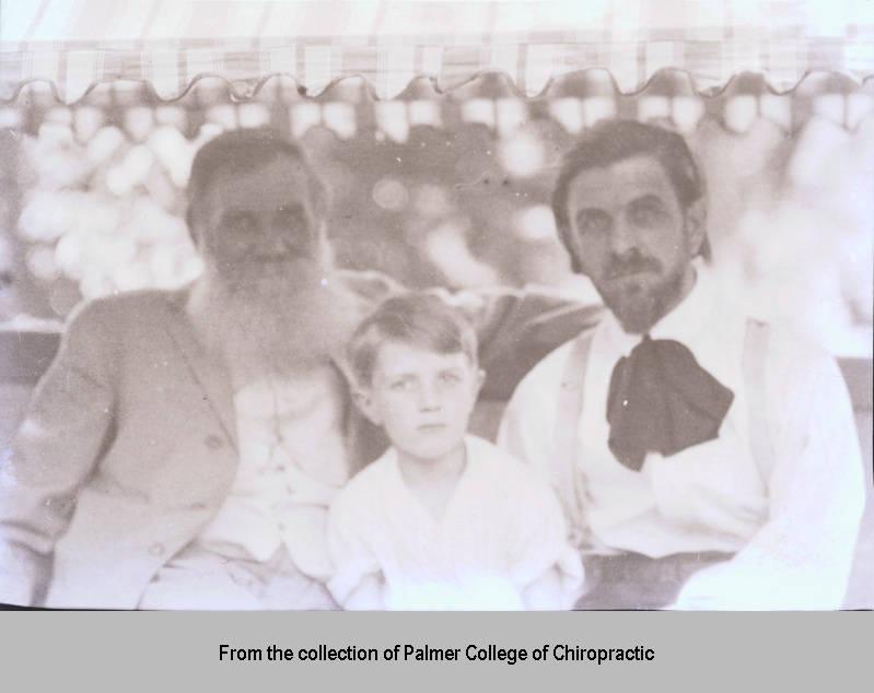 D.D., Dave, & B.J. Palmer